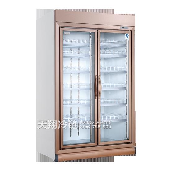 冰柜,冷藏柜,两门冰柜,冷藏展示柜