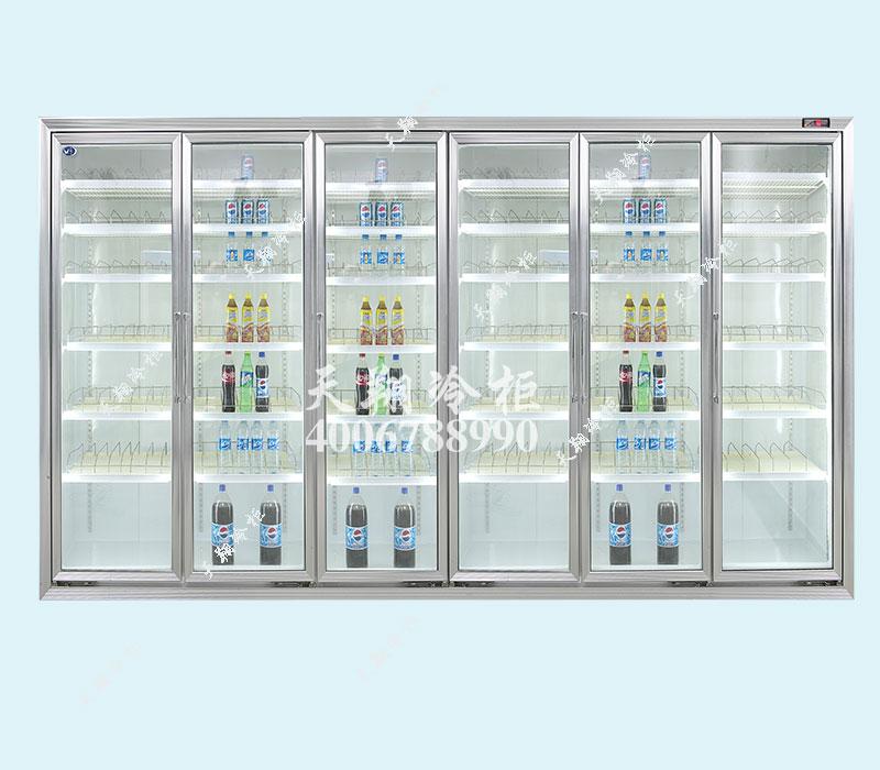 天翔冰柜:便利店展示冷柜摆放要注意些什么?