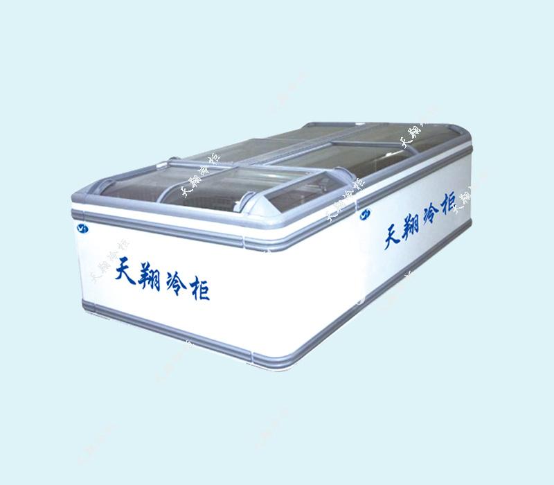 天翔冰柜:超市冷柜正确的使用保养